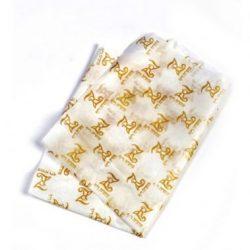 נייר פרגמנט למאפים עם הדפס חום