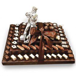 """""""שוקולאב"""" מגשים לשוקולד"""